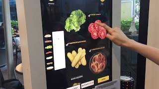 "Video WE MADE THE BIGGEST BURGER POSSIBLE AT MCDONALD'S SINGAPORE'S ""CREATE YOUR OWN TASTE"" KIOSK MP3, 3GP, MP4, WEBM, AVI, FLV Maret 2018"