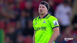 Reds v Highlanders Rd.15 2018 Super rugby video highlights| Super Rugby Video Highlights