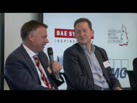 Disruptive Technologies - Panel discussion part 7