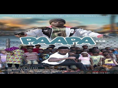 PAAPA PART 1 -LATEST 2019 GHANAIAN AKAN TWI MOVIE