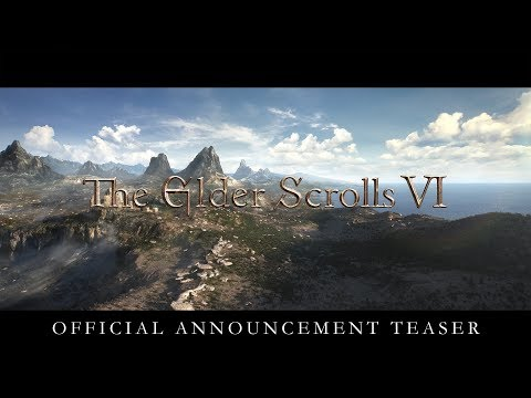 The Elder Scrolls VI Trailer E3 2018