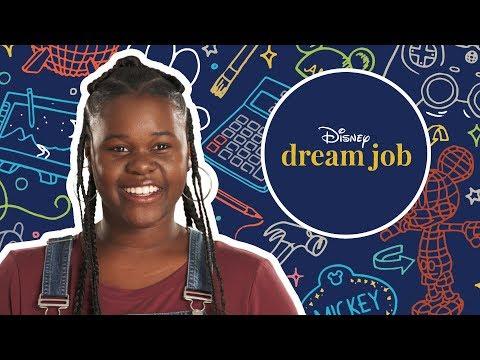 Video Disney Dream Job: Walt Disney Animation Studios Artist | Disney Family download in MP3, 3GP, MP4, WEBM, AVI, FLV January 2017