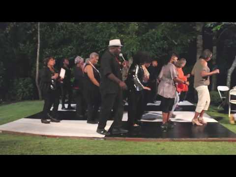 SASSY DIVAS 8TH ANNIVERSARY ; DANCE INSTRUCTION BY WARREN MOON