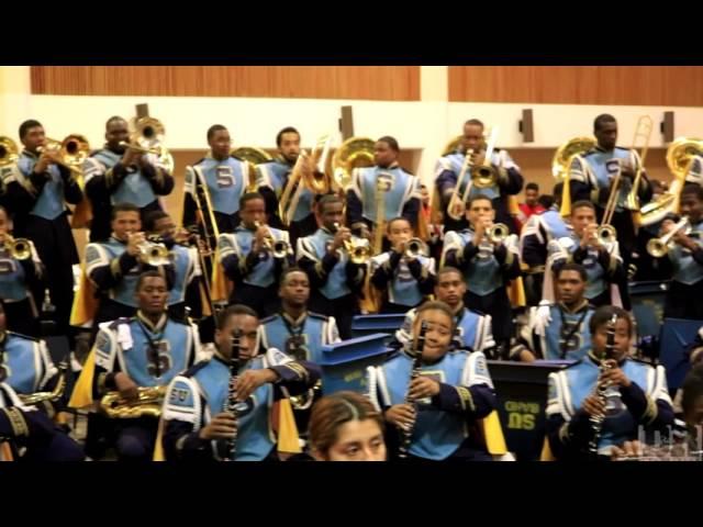 Southern-university-marching-band-ruff