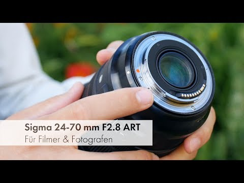 Sigma A 24-70 mm DG OS HSM | Standardzoom fürs Vollformat im Test [Deutsch]