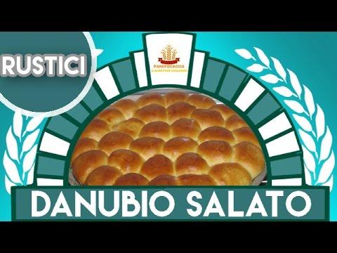 danubio - ricetta