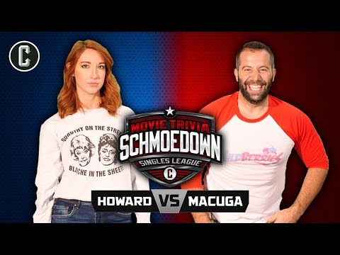 Stacy Howard Vs Josh Macuga - Movie Trivia Schmoedown