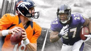 Thursday Night Football: Ravens vs. Broncos - Madden NFL 25 Commentary