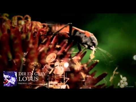 DIR EN GREY - LOTUS online metal music video by DIR EN GREY