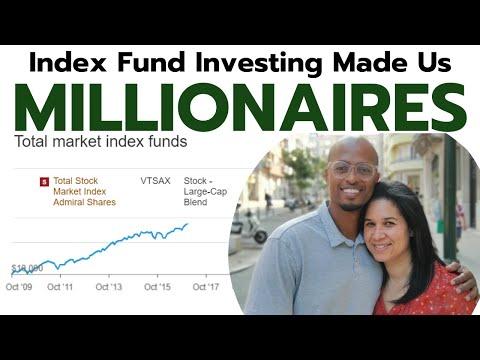 How We Became Millionaires with Index Funds   Vanguard, Schwab, & Fidelity