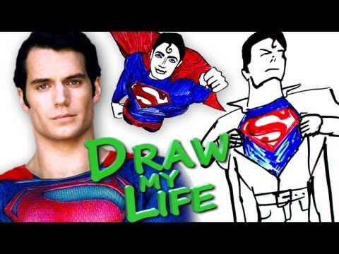 WATCH: Draw My Life - Superman