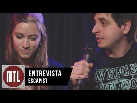 Escapist video Entrevista MTL - MTL 2015