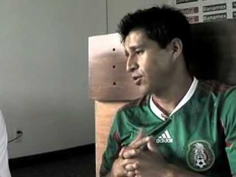 Osorio en la Selección Mexicana.