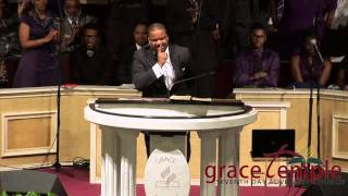 Pastor Carlton Byrd- Don't Forget To Praise Him! (Full Sermon) @ Grace Temple SDA Church