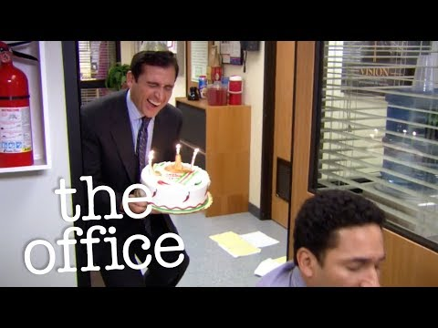 It's Birthday Month  - The Office US