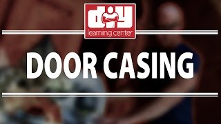 Video - How to install door casings