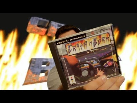 crash n burn 3do cheats