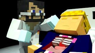OPERATION TRUMP (Minecraft Animation) by CaptainSparklez