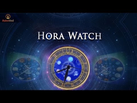 Video of HoraWatch