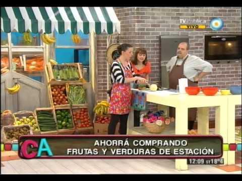 Frutas y verduras de estaci�n