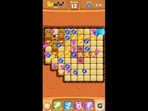 Diamond Digger Saga Level 1049 - NO BOOSTERS (видео)
