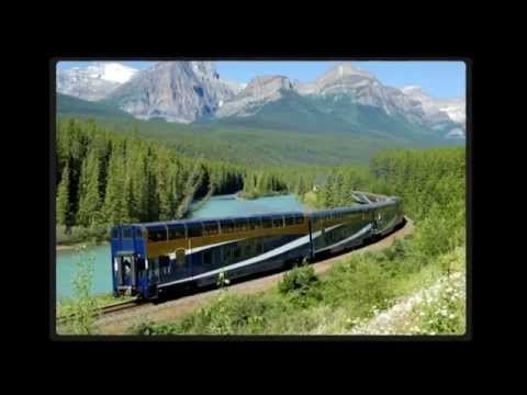 Rocky Mountaineer Experience Video (видео)