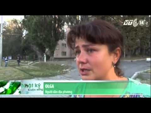 Donetsk tan hoang vì đạn pháo
