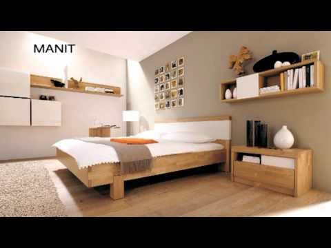 Мебель для спальни Manit от Hulsta