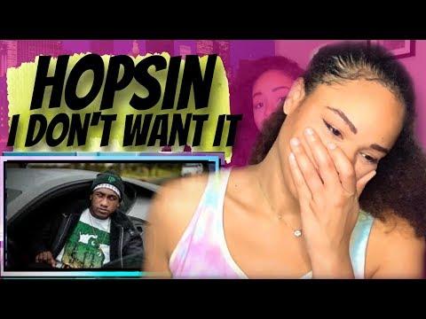 Mumble rapper fan reacts to Hopsin I Don't Want It