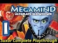 Megamind Ultimate Showdown Complete Playthrough Ps3