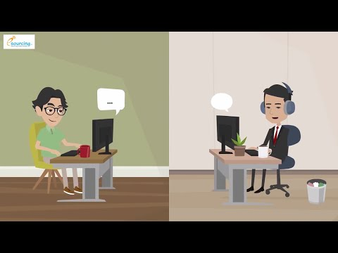 ✅ B2B Sector Increase Sales Corporate Tech Promo video Animated Explainer Video :Esourcing