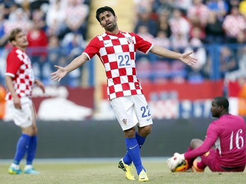 Eduardo Da Silva - All 29 Goals For Croatia HD