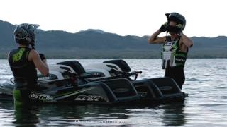 7. Kawasaki SX-R Stand Up Jetski - available at JV Marine World