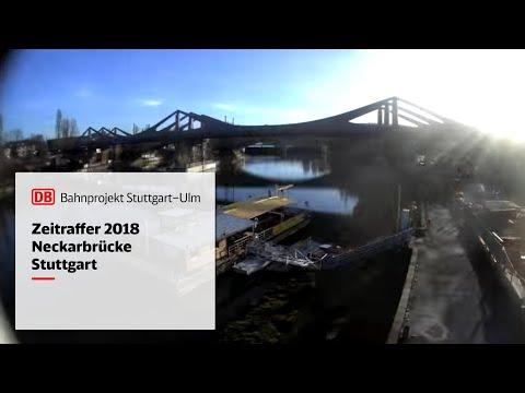 Stuttgart 21: Neckarbrücke I....
