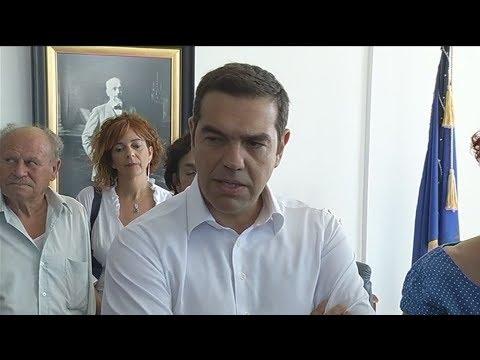 Αλέξης Τσίπρας: Ιστορικό χρέος, το ζήτημα των γερμανικών αποζημιώσεων