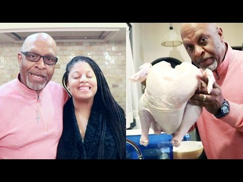 Fried Turkey with Dr. Webber