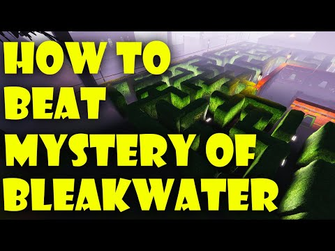 How To Complete The Mystery Of Bleakwater By Subcloning Fortnite Creative Guide