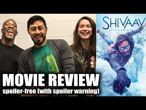 Download SHIVAAY MOVIE REVIEW DISCUSSION by Jaby, Achara and Syntell! HD Mp4 3GP Video and MP3
