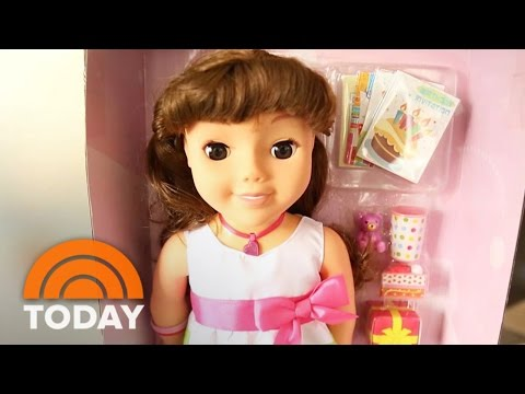 'smart' Toys Like 'my Friend Cayla' Raise Questions About Child Security And Safety | Today