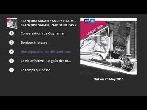 Vid�o de Fran�oise Sagan