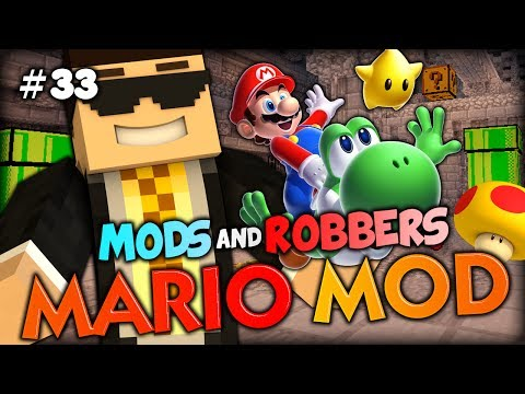 Cops - Join me, Ashley, Bajan Canadian, Jerome and Vikk in this amazing episode of Minecraft Mods - Modded Cops and robbers as we play with the Minecraft Mario Mod!...