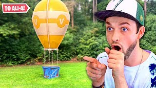Download Video I opened a REAL LIFE Supply Drop! (WHAT'S INSIDE?) MP3 3GP MP4