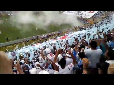 Entrada Alianza F.C. Final 2017 - La Ultra Blanca y Barra Brava 96 - Alianza