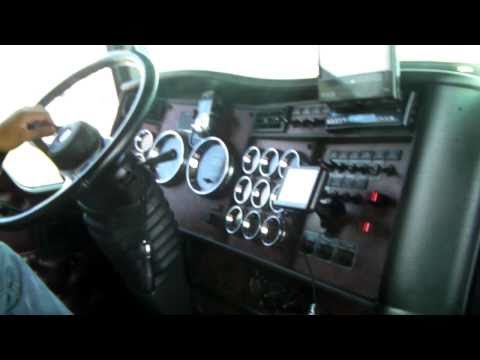 Down Shifting 13 speed with jake brake