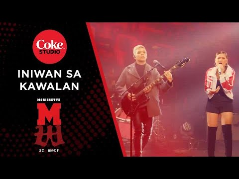 "COKE STUDIO Season 3: ""Iniwan sa Kawalan"" by Morissette and St. Wolf видео"