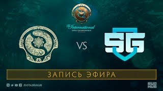 Mad Kings vs SG-eSports, The International 2017 Qualifiers, map 2 [Jam, Tekcac]