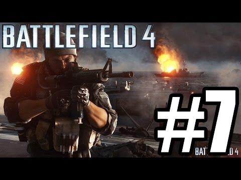 Прохождение Battlefield 4 Часть 7