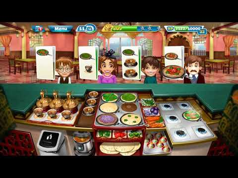 Cooking Fever #Indian Diner #Level 39
