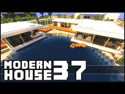 Shoreside minimal house keralis showcase minecraft for Modern house keralis