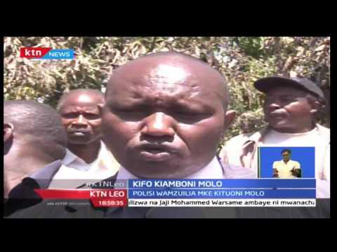 Famila ya watu watatu yateketea hadi kufa Nakuru